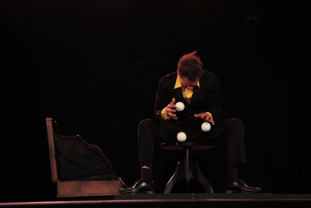 """Mimages fait son cirque 2014, Alex Compagnie Autonome """" quelle émotion"""""""