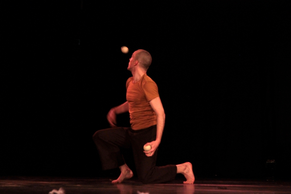 Festival Mimages , Mimages fait son cirque à Saint-Sylvestre, en Ardèche, Thomas Hoeltzel