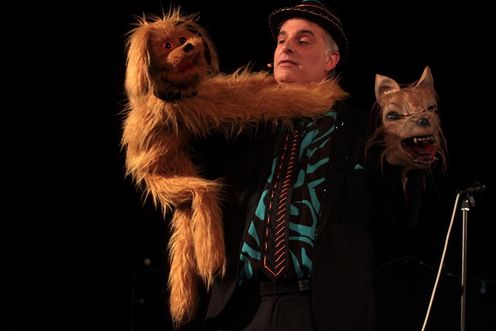 Festival Mimages , Mimages fait son cirque à Saint-Sylvestre, en Ardèche, Antonin