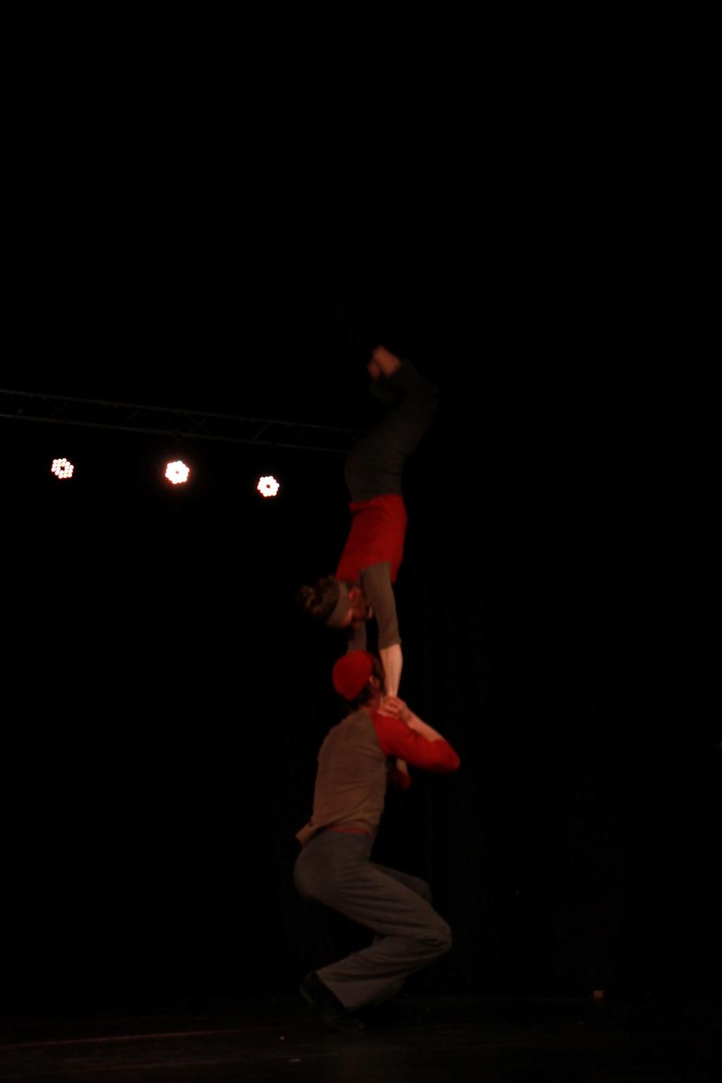 Festival Mimages , Mimages fait son cirque à Saint-Sylvestre, en Ardèche