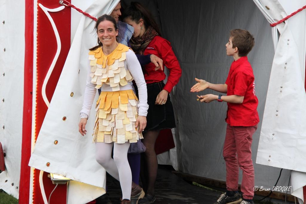 Festival Mimages, Nicole et Martin sont à Saint-Péray