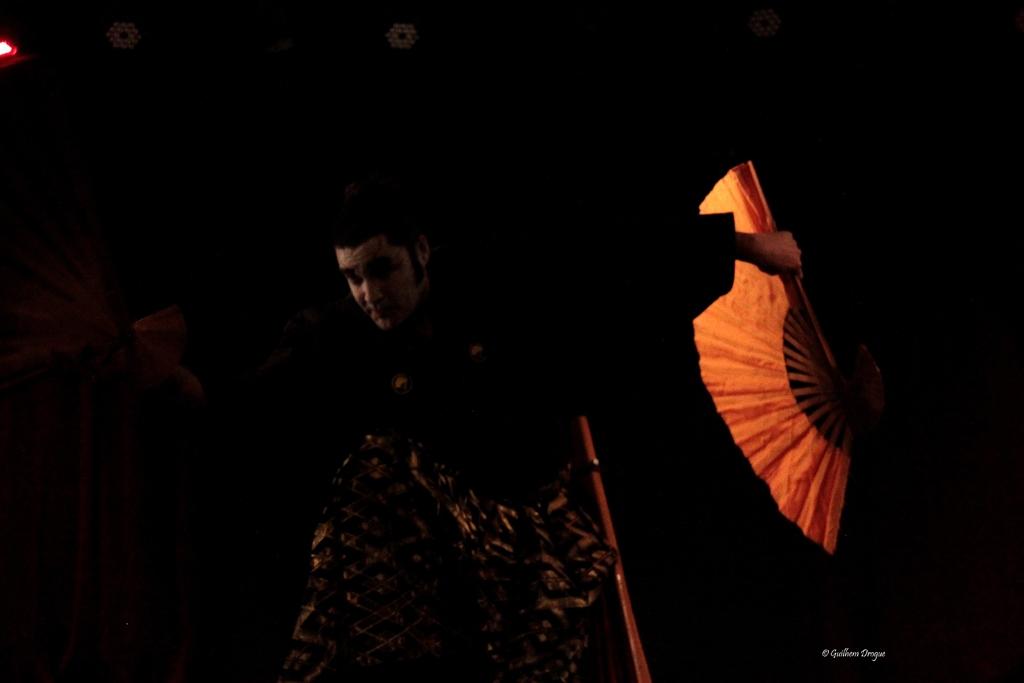 soirée Mimages fait son cirque à Saint-Sylvestre en Ardèche, festival du geste et du Mime, 2018, compagnie Shintai Jonglo