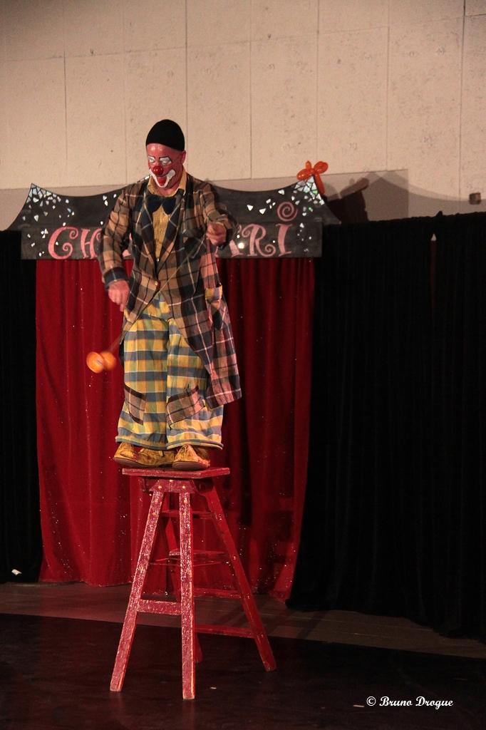 Festival Mimages, soirée d'ouverture, 14e édition, arts du geste et du mime, compagnie cirque autour