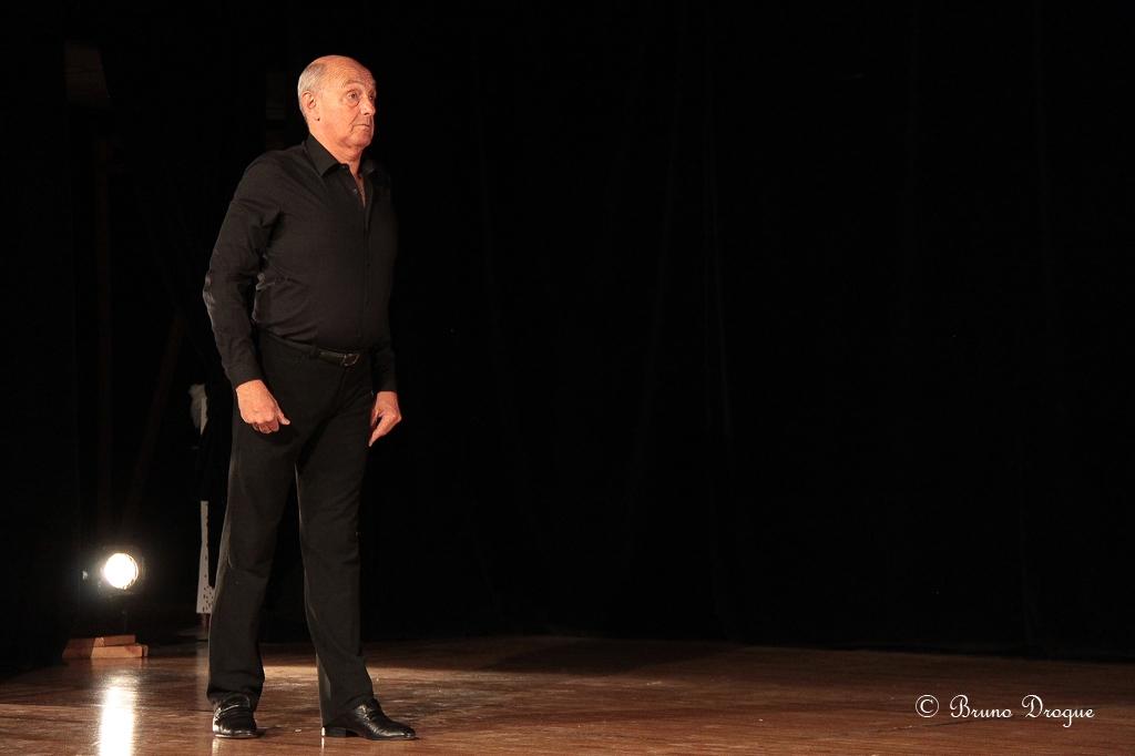 Festival Mimages 14e édition, Mimages fait son cirque, spectacle sur la marche avec Yves Marc